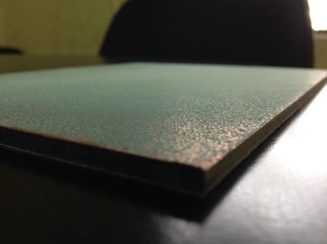 Placas de alumínio composto